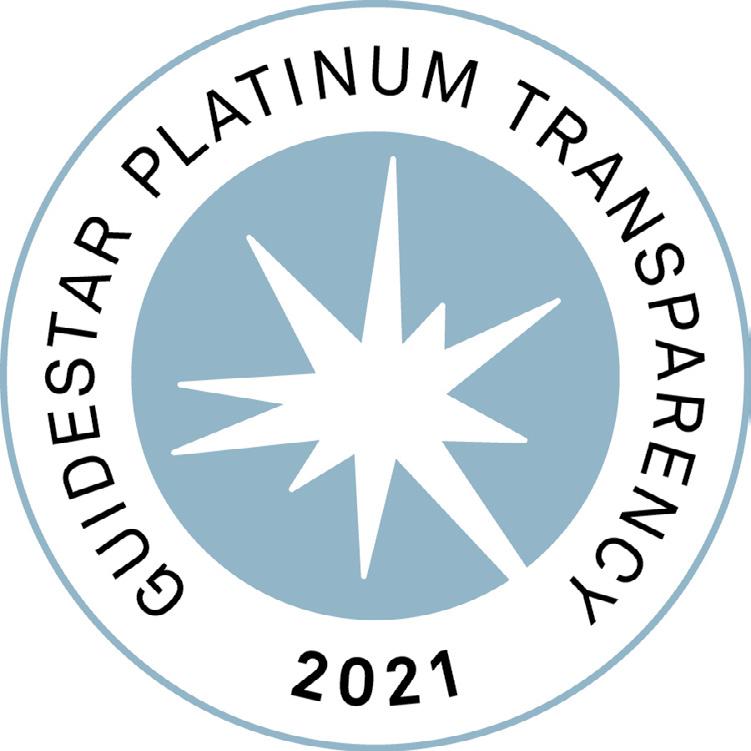 Platinum GuideStar Badge